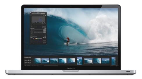 Neues 17-Zoll-MacBook Pro