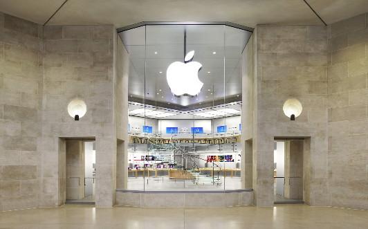 apple store paris vor er ffnung macgadget. Black Bedroom Furniture Sets. Home Design Ideas