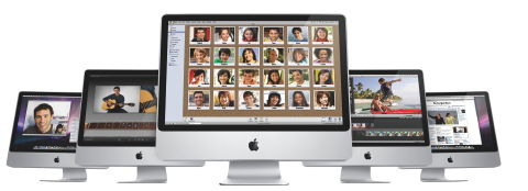 Neue iMacs