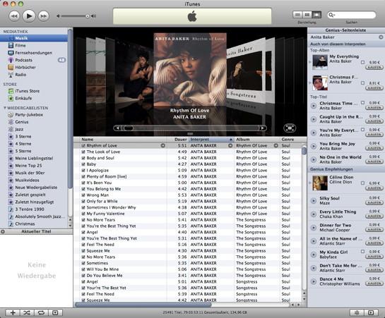 iTunes 8.0.2