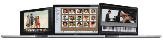 Die neue MacBook Pro-Familie