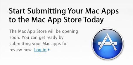 Einreichungen für den Mac-App-Store ab sofort möglich