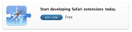 Safari-Entwicklerprogramm