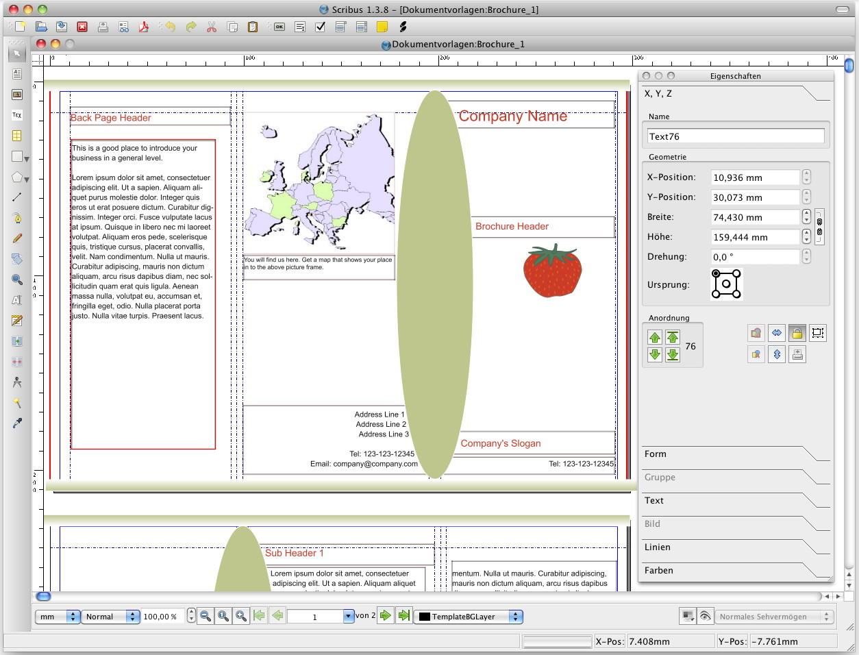 Scribus – eine Alternative zu InDesign und QuarkXPress ...