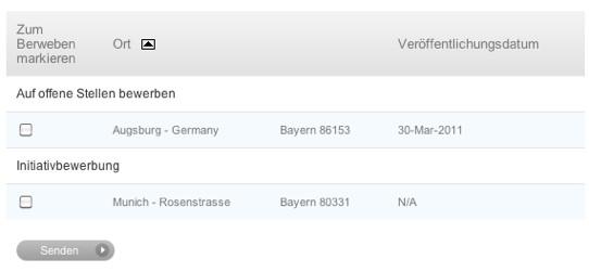 Apple sucht Personal für Store in Augsburg