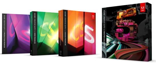 Creative Suite 5.5