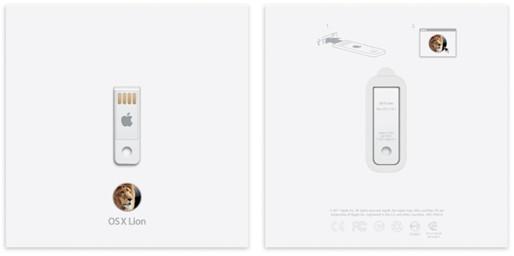 Mac OS X 10.7 auf USB-Stick
