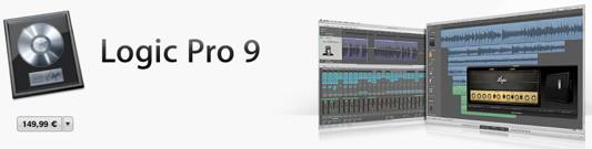 Logic Pro im Mac-App-Store