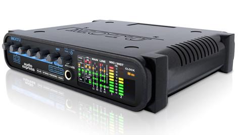 Audio Express von Motu