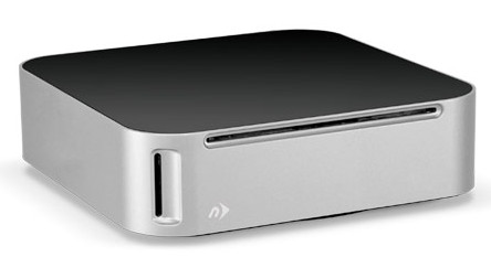 Zwei Dvds Stecken In Mac Mini