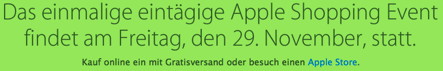 Apple-Shopping-Event