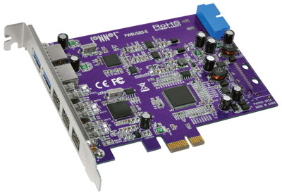 Tango 3.0 PCI Express Card