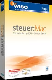 wiso steuer mac 2014 steuersoftware f r das steuerjahr 2013 macgadget. Black Bedroom Furniture Sets. Home Design Ideas