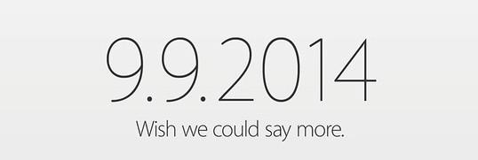 Apple-Media-Event im September
