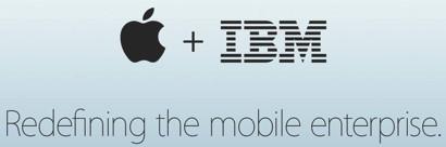 Kooperation Apple-IBM