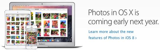 Fotos-App für OS X