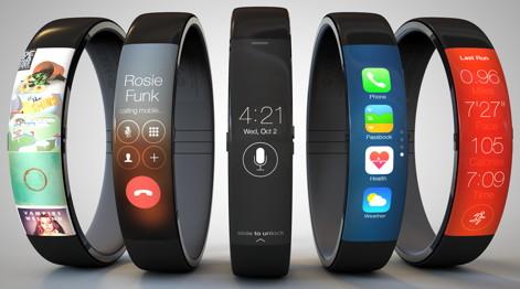 Smartwatch-Designentwurf von Todd Hamilton