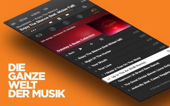 Musikplayer Vox