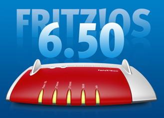 Fritz!OS 6.5