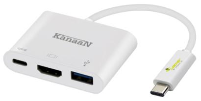 USB-C Multiport 4k HDMI Adapter