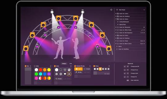 Lightkey: Mac-Software für die DMX-Lichtsteuerung | MacGadget