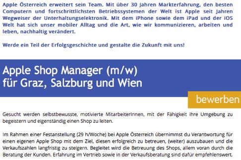 Apple-Store Berlin