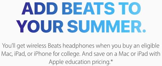 Apple-Sonderaktion für den Bildungsbereich