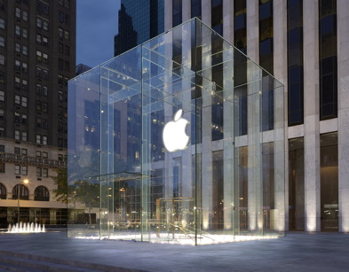 Apple-Store New York
