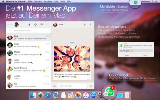 Better App for WhatsApp