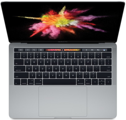 MacBook Pro mit Magic Touch Bar und Touch ID