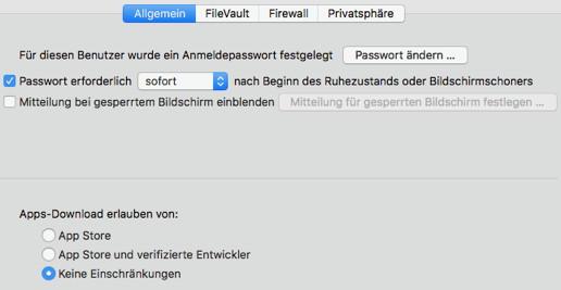 macOS Sierra Gatekeeper