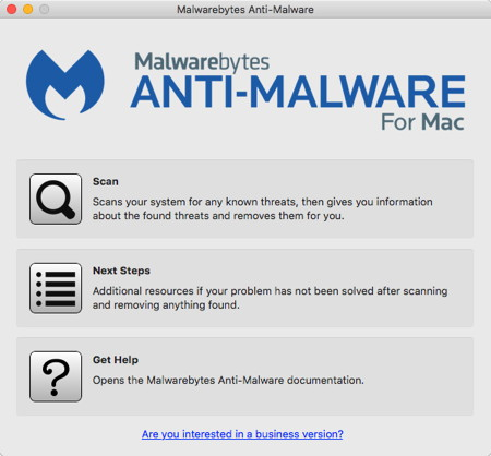 Anti-Malware for Mac