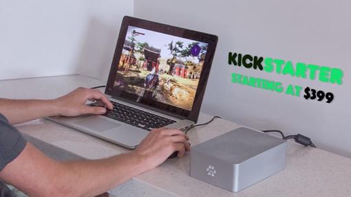 Wolfe: Externe Grafikkarte für den Mac