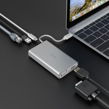 USB-C-Hub von Aukey