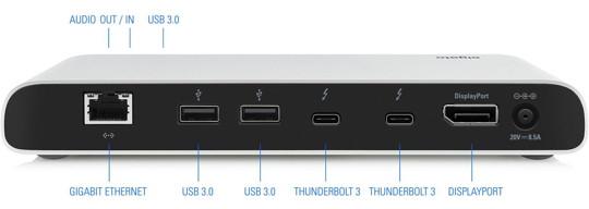 Thunderbolt-3-Dock von Elgato