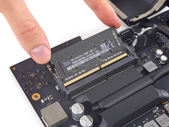 RAM-Erweiterung beim neuen 21,5-Zoll-4K-iMac ist möglich
