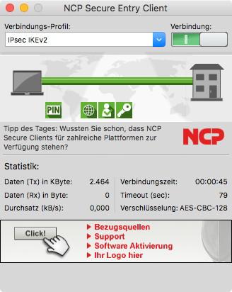 Secure Entry Client