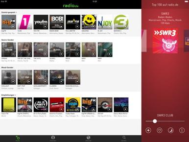 radio.de-App