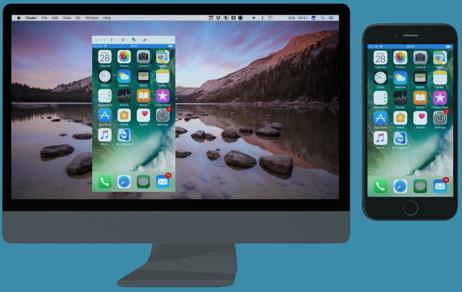 iOS-Screensharing mit TeamViewer