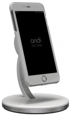Drahtloses Ladesystem fürs iPhone