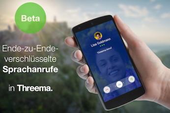 Telefonate mit Threema