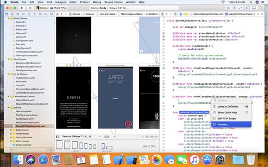 Xcode 9.0