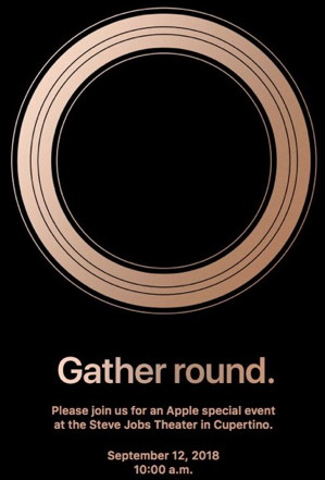 Apple-Event September