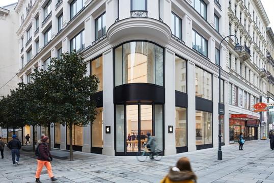 Apple-Retail-Store in Wien