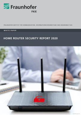 Home Router Security Report 2020