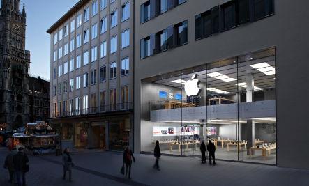 Apple Retail Store München
