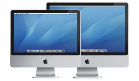 Die neuen iMacs